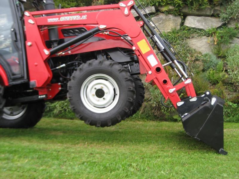 Belarus traktoren: zubehör